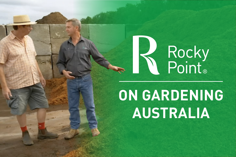 Gardening Australia at Rocky Point